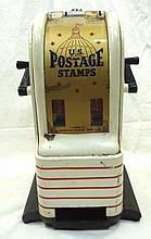 5 Cent Postage Stamp Machine