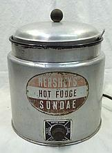 Hersheys Hot Fudge Dispenser