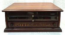 Potter's Silk Spool Cabinet