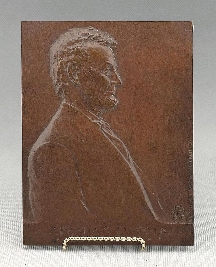 1907 Bronze