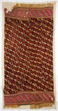 Large Pre-Columbian Textile, Chancay Culture (1100-1450 C.E.)