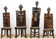 4 Mossi Chairs