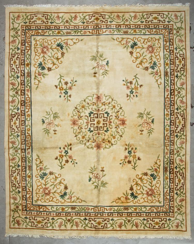 Old indian art deco style rug 12 39 0 39 39 x 14 39 8 39 39 for Home inspired by india rug