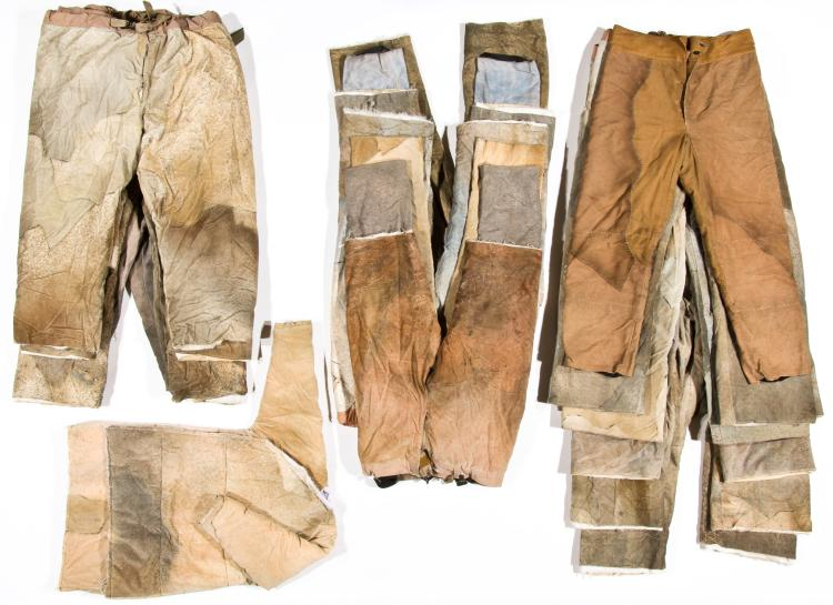21 Water Nation Pants + Coat from The Last Airbender