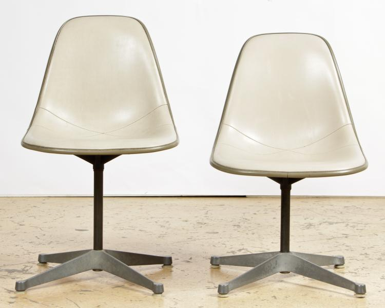 Alexander Girard Herman Miller Shell Chairs
