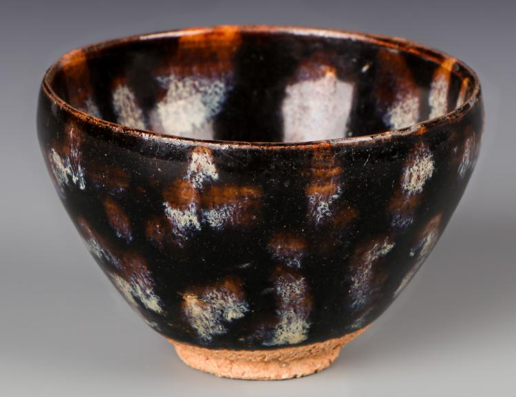 Chinese Glazed Ceramic Bowl