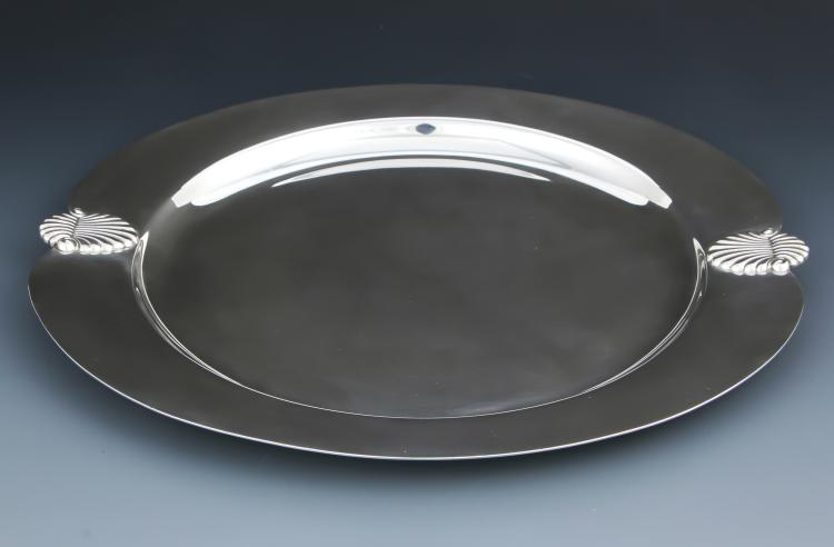 International Silver Co. Sterling Silver Tray