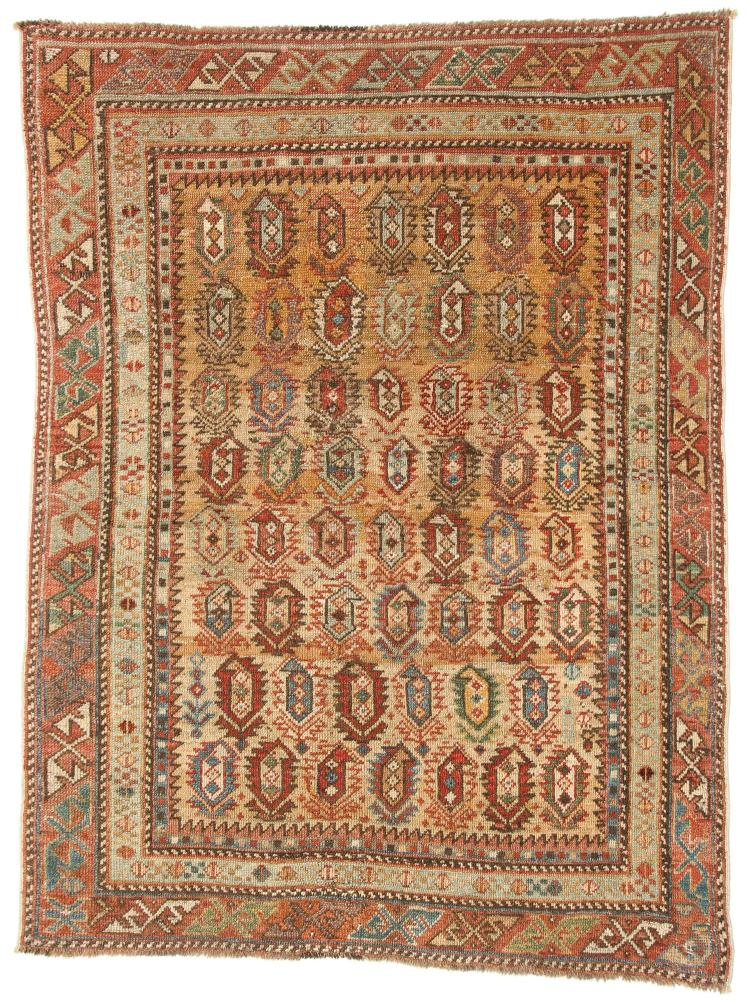 Antique Shirvan Rug: 3'3