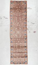 Antique Chinese Rug: 2'4'' x 8'8'' (71 x 264 cm)