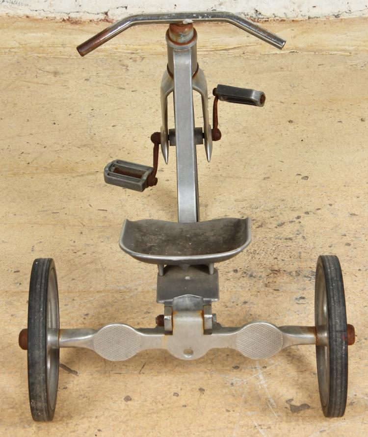Antique Airplane Tricycle : Vintage anthony brothers lo boy tricycle