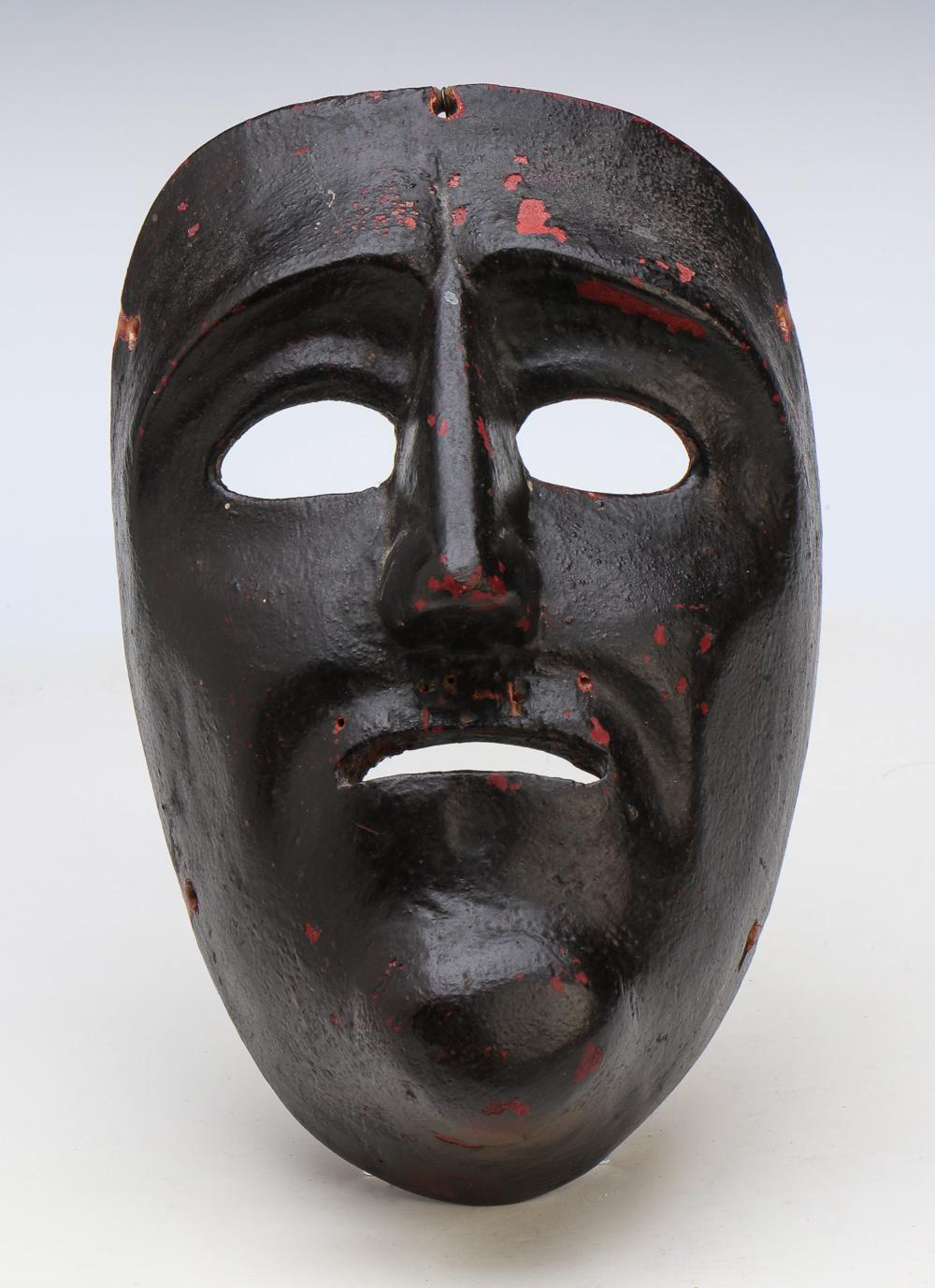 Mexican Negrito Dance Mask, Early/Mid 20th C.