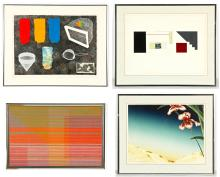 4 Works by Various Artists