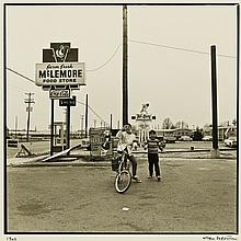 William Eggleston (b. 1939) Silver Gelatin Photograph, 1969