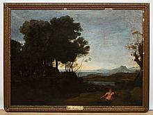 Old Master Attr. to Claude Lorrain (1600-1682)