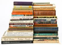 Library of Textile Arts Reference Books