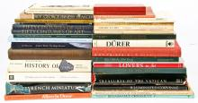 Library of Art Reference Books