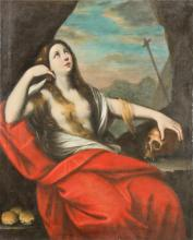 Old Master Painting in the Manner of Murillo