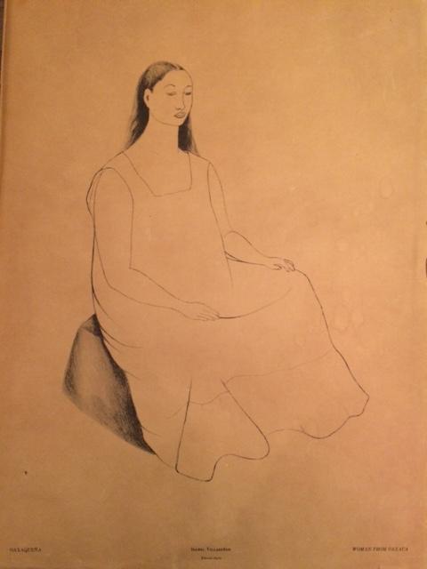 Isabel Villasenor 1909-1953 (Mexican)