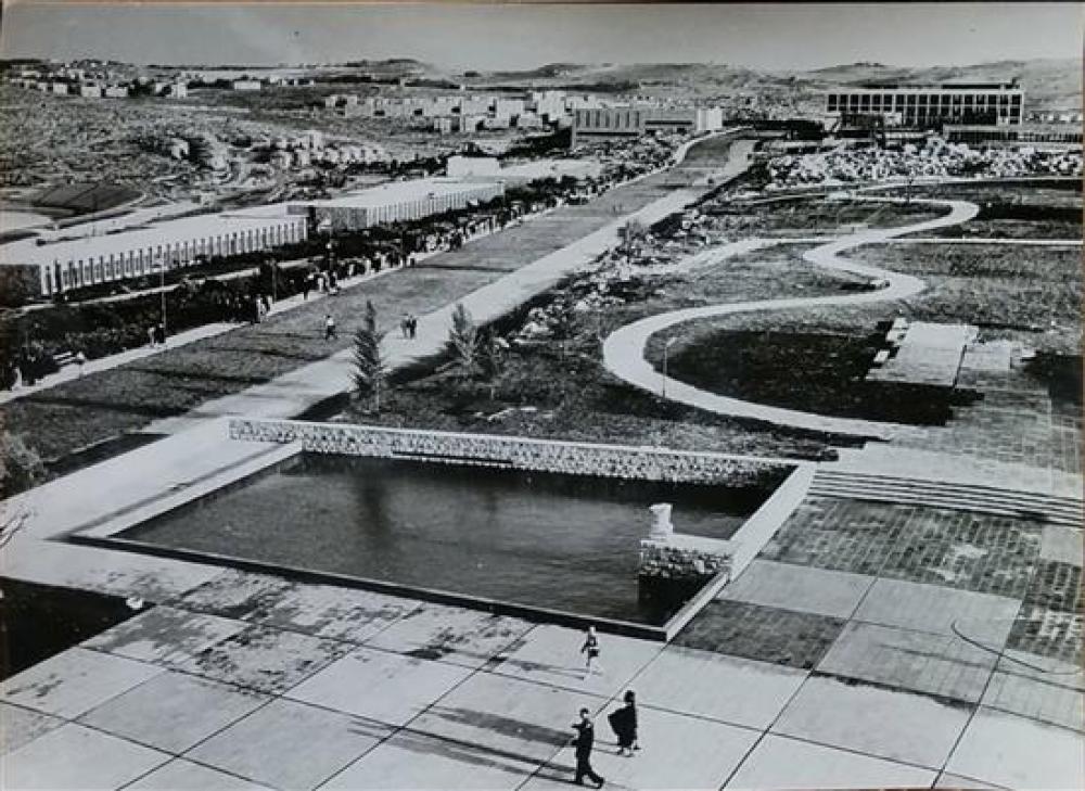 Boris Carmi 1914 - 2002 (Russian, Israeli) View original photograph