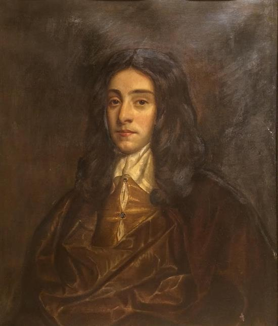 Unidentified artist 18th century Portrait oil on canvas