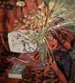 Semion Rozenstein 1926-2006 (Ukrainian) Still life oil on canvas