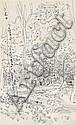 Raoul DUFY (Le Havre 1877 -Forcalquier 1953) La moisson/ paysage Plume, encre noire 67, Francisca Felipe Olaya, Click for value