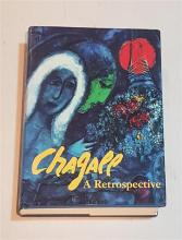 Chagall: A Retrospective Hardcover, November 1, 1995, by Marc Chagall (Author), Jacob Baal-Teshuva (Editor). Beaux Arts Editions;...