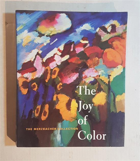 The Joy of Color: The Merzbacher Collection Paperback, 1998, published by the Israel Museum.