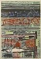 LOUIS D. BUNCE (American, 1907-1983), Louis DeMott Bunce, Click for value