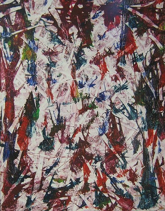 LOIS GRAHAM (American, 1930-2007)