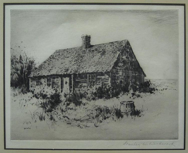 STANLEY W. WOODWARD (American, 1890-1970)