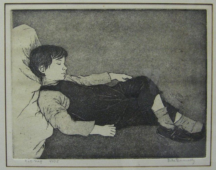 RITA BRAINSKY (Canadian, b. 1925)