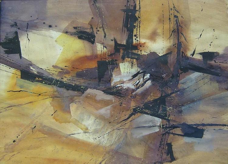 R. HEIDSIEK (American, late 20th century)