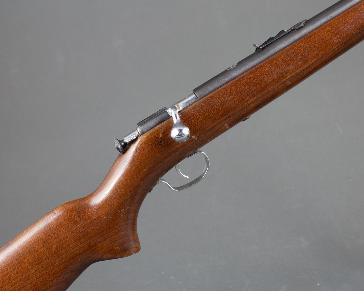 Lot - Winchester, Model 67A single shot rifle,