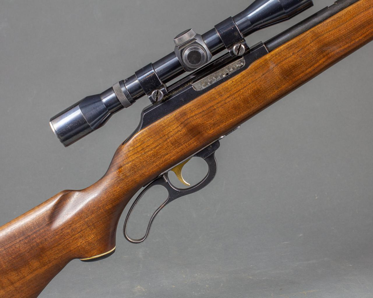 marlin 57 lever action rifle lot