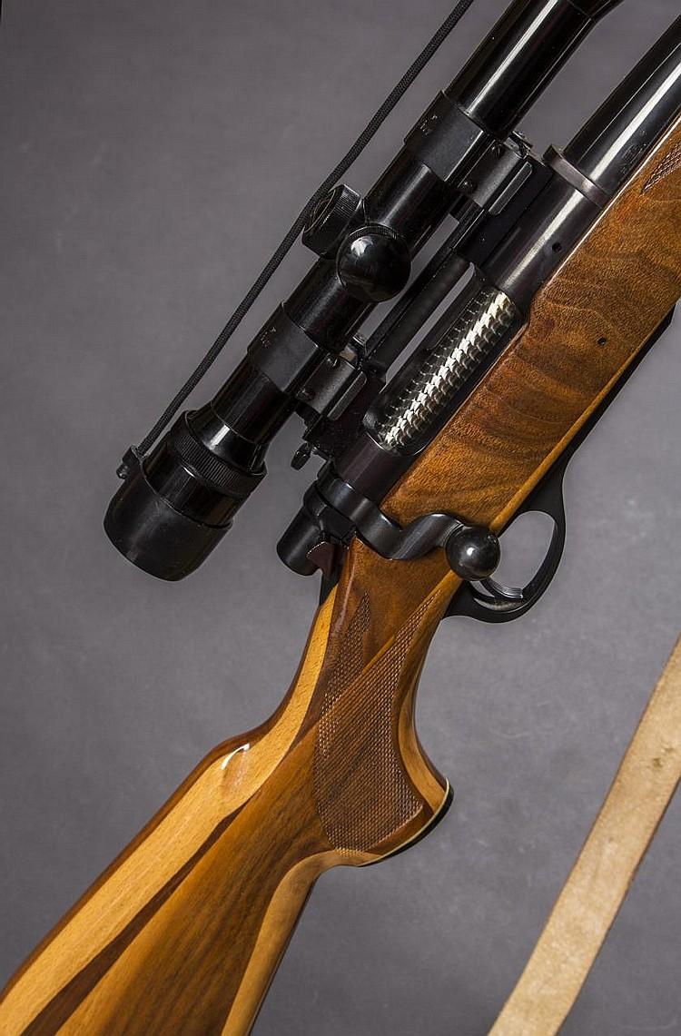 Lot - Remington, Model 660 Magnum, .350 Rem Mag bolt