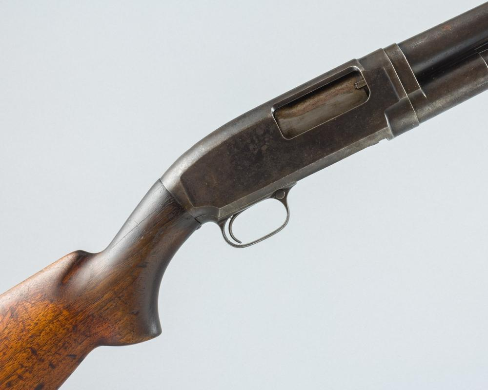 Model 12 shotgun winchester Winchester model