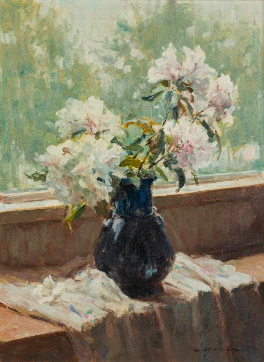Wilson Chu, Canadian (1946- ), Soft Light, 24 x 18 in. (60.9 x 45.7 cm)