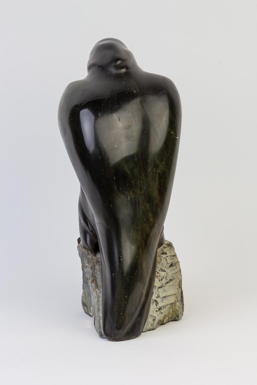 Fran Jenkins, 14 3/4 x 12 x 5 1/2 in. (37.5 x 30.5 x 14 cm)