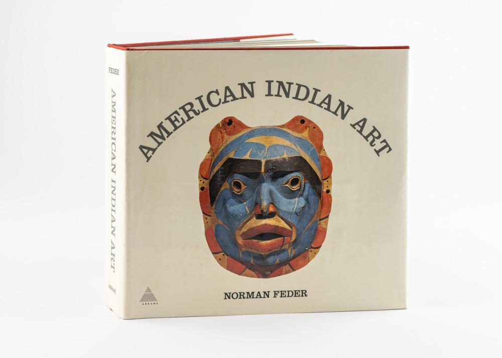 Ben Feder, American Indian Art,