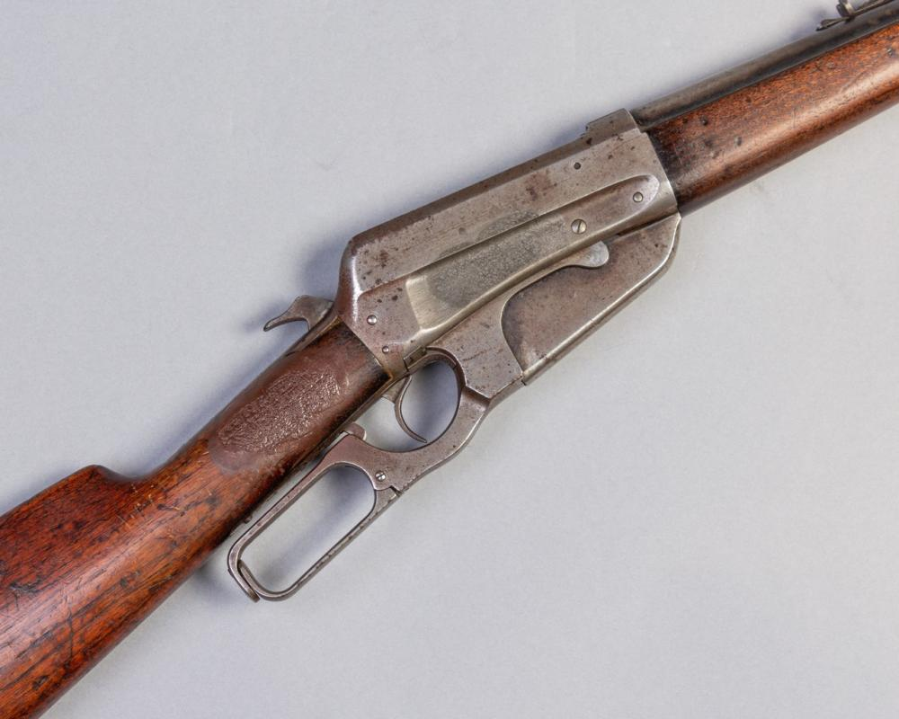 Winchester, Model 95 lever action rifle,