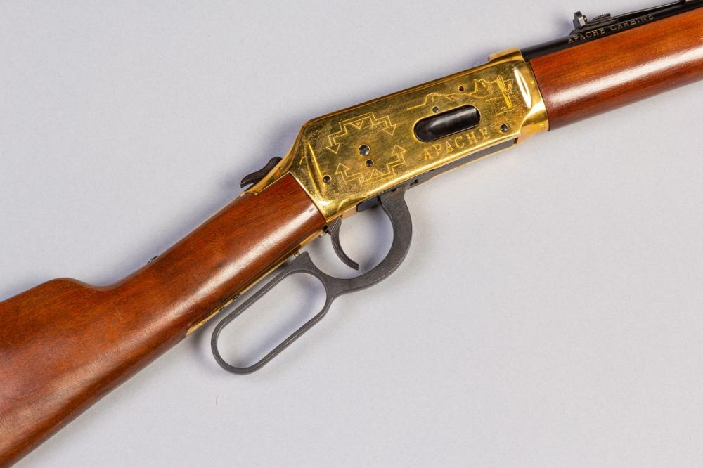Winchester, Model 94 Apache lever action carbine,