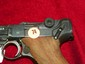 NAZI LUGER - 1917 - NUMBERS MATCHING - 9MM - ORIGINAL WOOD CLIP