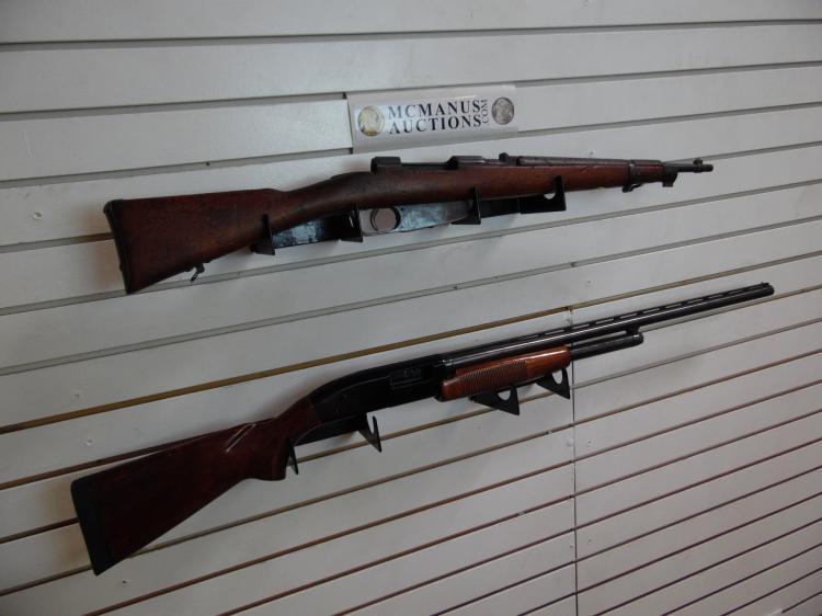 2 PARTS GUNS - MOSSBERG 500 AT - 12 GAUGE - #G487035 MISSING