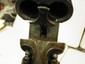 """1880 10 GA DOUBLE BARREL SHOTGUN SIDE LEVER, ENGRAVED, 24"""" BARRELS, LONDON ENGLAND"""