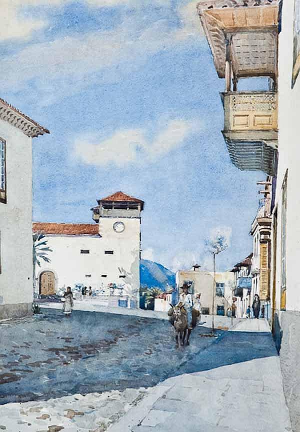 ALEXANDER NISBET PATERSON ARSA RSW (1862-1947)