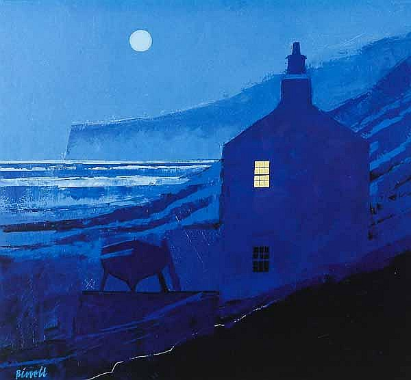 * GEORGE BIRRELL Smuggler's Moon limited edition