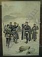 Alphonse de Neuville (French 1835 - 1885) Devant, Alphonse de Neuville, Click for value