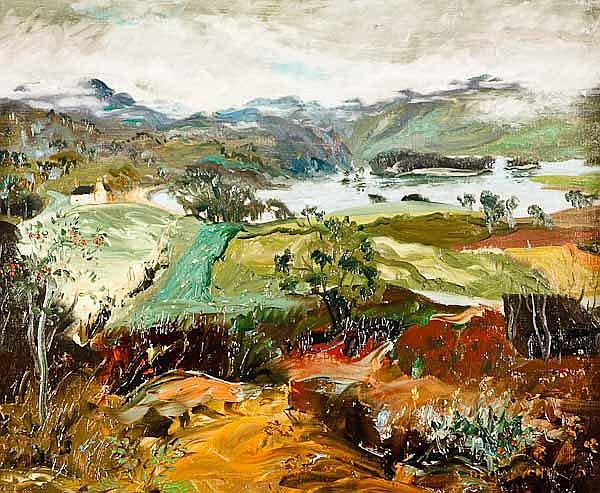 WILLIAM DRUMMOND BONE RSW, ARSA (1907-1979)