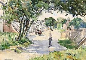 ROBERT LEWIS SUTHERLAND (Scottish d. 1932)